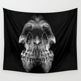 Skully Wall Tapestry