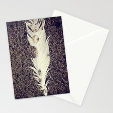 light as a ... Stationery Cards