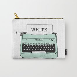 TYPE{WRITE}R Carry-All Pouch