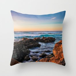 Tide Throw Pillow