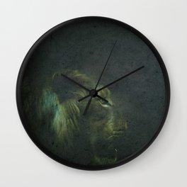 Shadow Peek Wall Clock