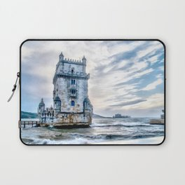 Belém Tower, Lisbon (Portugal) Laptop Sleeve