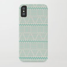 sierra aguamarina iPhone X Slim Case