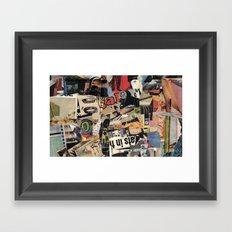ats in th Framed Art Print
