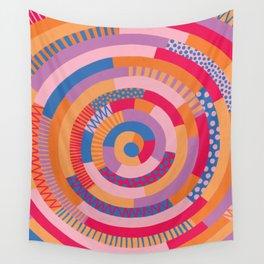 Summer Hues Wall Tapestry