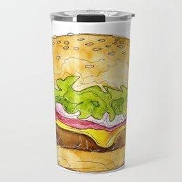 Hamburguesa Travel Mug