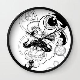 EGADS MAN! Wall Clock