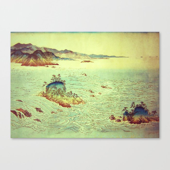 Dreams of Hannati Canvas Print
