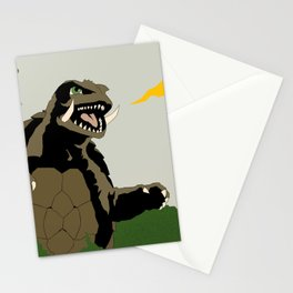 Gamera: Guardian of the Universe Stationery Cards