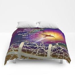 Set Free Comforters