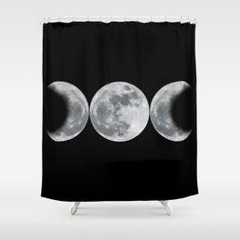 Triple Goddess Shower Curtain