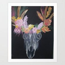 Nature's Mother Art Print