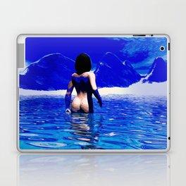 ice cold dreams Laptop & iPad Skin