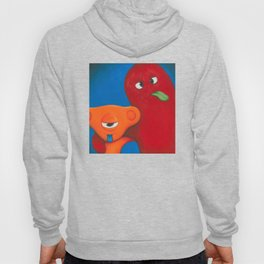 Persy and Carmine Hoody