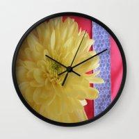 hero Wall Clocks featuring HERO by Manuel Estrela 113 Art Miami