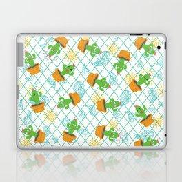 Cute Little Cactus Laptop & iPad Skin