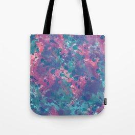Dinamic Water Colors Tote Bag
