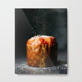 baking time #society6 #decor #buyart Metal Print