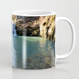 Alone in Secret Hollow with the Caves, Cascades, and Critters, No. 21 of 21 Coffee Mug