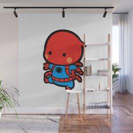 spider mascot Wall Mural