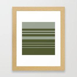 So Many Waifs Framed Art Print