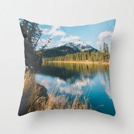 Banff National Park II Throw Pillow