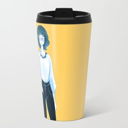 conflicted Travel Mug
