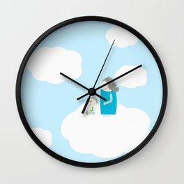 Family Dream Wall Clock