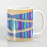 origami Mugs featuring Origami by DebS Digs Photo Art