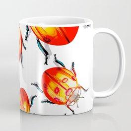 Goldn LadyBirds Coffee Mug