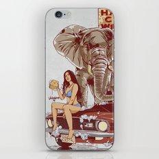 Car Wash iPhone & iPod Skin