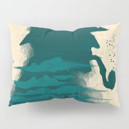 Sherlock Holmes Pillow Sham