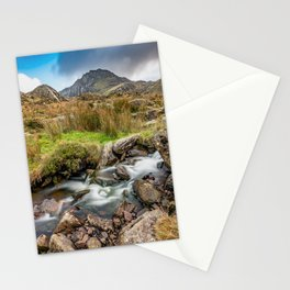 Tryfan Snowdonia National Park Stationery Cards