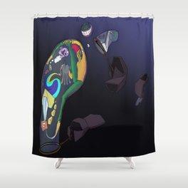 dream_catcher Shower Curtain