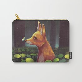 The Lonely Forest Fox Carry-All Pouch