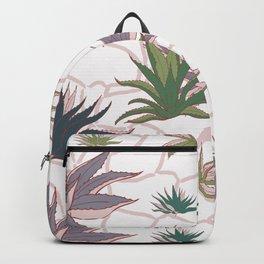 Agave Flower Backpack
