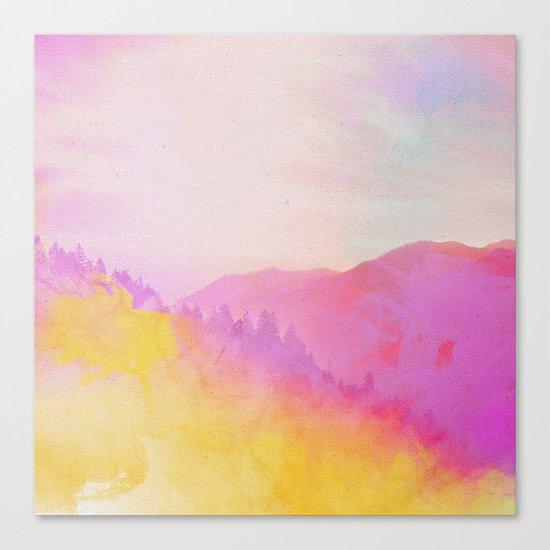 Enchanted Scenery 4 Canvas Print