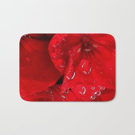 redness Bath Mat