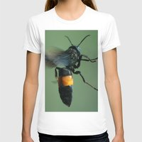 bali T-shirts featuring Bali Bee by Adam Latham Photography