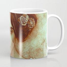 old lady draw Coffee Mug