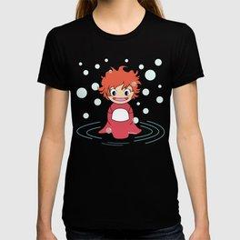 Kokeshi Ponyo T-shirt
