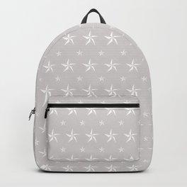 Stella Polaris Light Grey Design Backpack