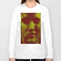 elvis Long Sleeve T-shirts featuring Elvis by Joe Ganech