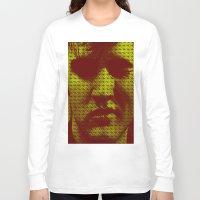 elvis Long Sleeve T-shirts featuring Elvis by Ganech joe