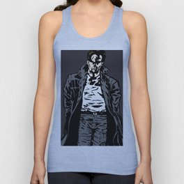 Brooding Unisex Tank Top