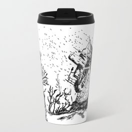 Underwater travel Travel Mug