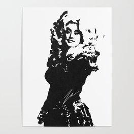 DOLLY PARTON BY ROBERT DALLAS Poster