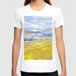 Ring of Kerry near Ladies View, Co. Kerry, Ireland T-shirt