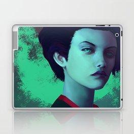 Moon Girl Laptop & iPad Skin