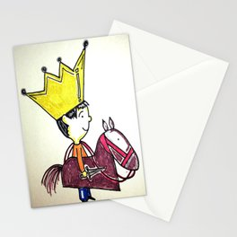 The little prince Stationery Cards